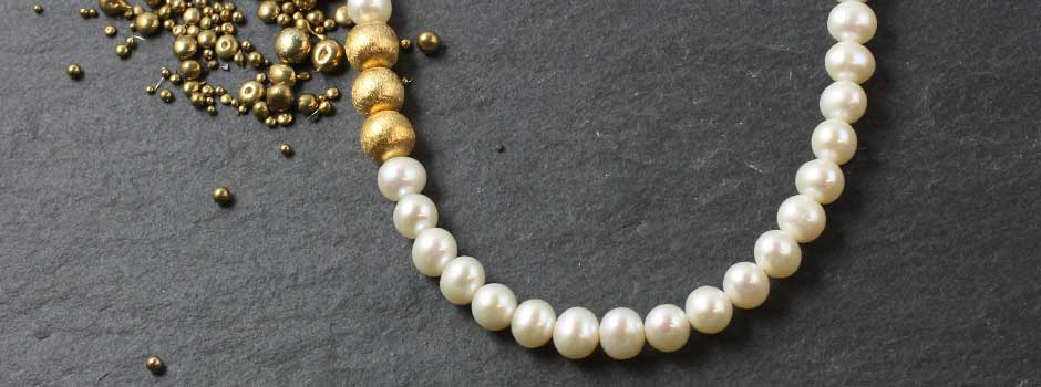 Classic Pearls with Modern Accents
