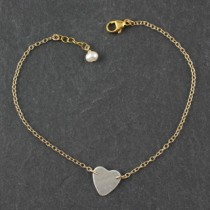 Tiny Sweetheart Bracelet