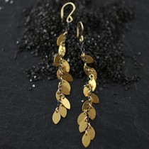 Long Multi Tiny Marquise Earring