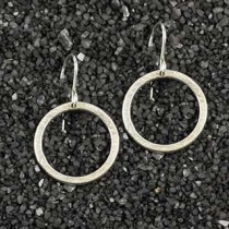 Hoval Ring Earring: No Stone