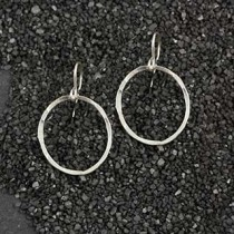 Just Ovals Earring: #2