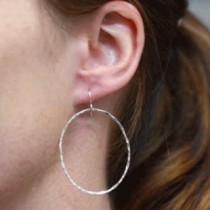 Just Ovals Earring
