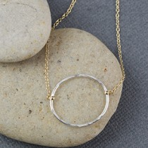 Just Ovals Necklace: #2