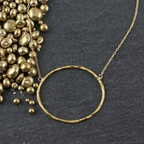 Just Ovals Necklace: #3
