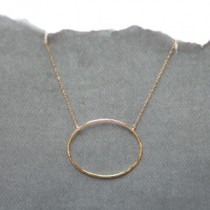 Just Ovals Necklace: #4