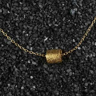 Baby Barrel Necklace (n-mbb0)