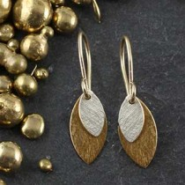 Double Marquise Earring