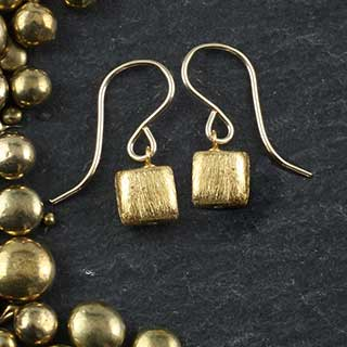 Baby Square Earring (e-mbs0)