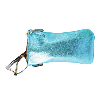 Leather Eyeglass Case (l-2dg0)