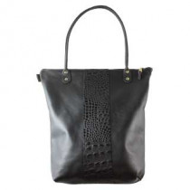Bristol Tall Leather Tote