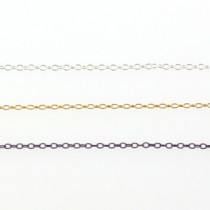 Plain Baby Chain Necklace