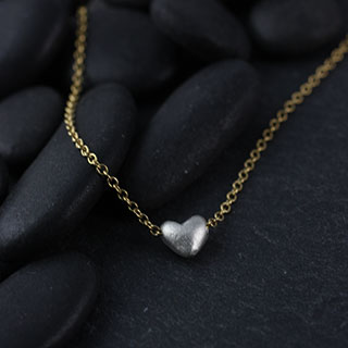 Baby Heart Necklace (n-mbh0)