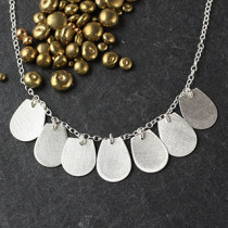 Seven Petals Necklace
